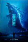 "Movie Posters:Action, Godzilla: King of the Monsters (Warner Bros., 2019). Rolled, Very Fine/Near Mint. One Sheet (27"" X 40"") DS Advance, Godzilla..."