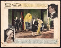 """The Dangerous Dude (Rayart Pictures, 1926). Fine-. Lobby Card (11"""" X 14""""). Action"""