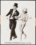 "Movie Posters:Musical, Al Jolson and Ruby Keeler in Go Into Your Dance (Warner Bros., 1935). Fine. Photo (8"" X 10""). Musical.. ..."