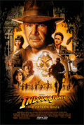 """Movie Posters:Adventure, Indiana Jones and the Kingdom of the Crystal Skull (Paramount, 2008). Rolled, Very Fine/Near Mint. One Sheets (2) (27"""" X 40""""... (Total: 2 Items)"""