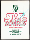 "Movie Posters:Science Fiction, The Art of Star Wars by Carol Titelman (Ballentine, 1979). Very Fine-. Hardcover Book (175 Pages, 9.25"" X 12.25""). Sc..."