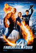 """Movie Posters:Action, Fantastic Four & Other Lot (20th Century Fox, 2005). Rolled, Very Fine. International One Sheets (2) (27"""" X 41"""") DS, Style B... (Total: 2 Items)"""