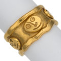 Estate Jewelry:Rings, Gold Ring, Jean Mahie. ...