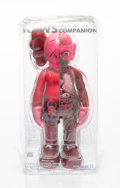 Collectible, KAWS (b. 1974). Dissected Companion (Blush), 2016. Painted cast vinyl. 10-1/2 x 4-1/2 x 3-1/2 inches (26.7 x 11.4 x 8.9 ...
