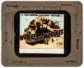 "Movie Posters:War, We Are the Marines (20th Century Fox, 1942). Fine/Very Fine. Glass Slide (3.25"" X 4""). War.. ..."