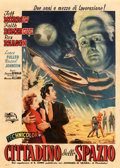 Movie Posters:Science Fiction, This Island Earth (Universal International, 1956). Fine+ o...