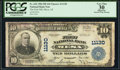 National Bank Notes:Arizona, Mesa, AZ - $10 1902 Plain Back Fr. 632 The First National Bank Ch. # 11130 PCGS Apparent Very Fine 30.. ...