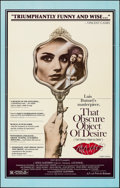 """Movie Posters:Foreign, That Obscure Object of Desire (First Artists, 1977). Folded, Very Fine. One Sheet (27"""" X 41""""). Foreign.. ..."""