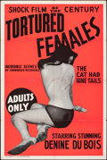 "Movie Posters:Sexploitation, Tortured Females & Other Lot (S.I.E. International, 1965). Folded, Fine/Very Fine. One Sheets (2) (28"" X 42"" & 27"" X 41""). S... (Total: 2 Items)"