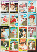 Baseball Cards:Lots, 1964 Through 1976 Topps Pete Rose Collection (16). ...
