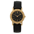Estate Jewelry:Watches, Bvlgari Lady's Gold Bvlgari Bvlgari Watch. ...