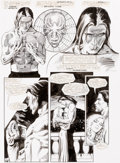 Original Comic Art:Panel Pages, Tom Yeates Tarzan: the Beckoning #2 Story Page 23 Original Art (Malibu, 1992)....