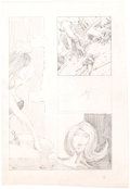 "Original Comic Art:Miscellaneous, Barry Smith Aspect #2 ""Tales of Hyperborea"" Preliminary Original Art (c. early 1970s)...."