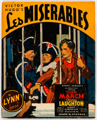 Big Little Book L10 Les Miserables (Whitman, 1935) Condition: VF