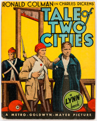 Big Little Book L16 Tale of Two Cities (Lynn, 1935) Condition: VF