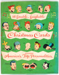 Memorabilia:Comic-Related, King Features Christmas Card Box Set (King Features Syndicate, 1951). ...