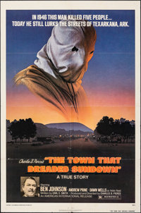 "The Town That Dreaded Sundown & Other Lot (American International, 1977). Folded, Fine. One Sheets (2) (27""..."