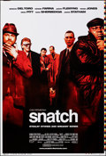 "Movie Posters:Crime, Snatch (Columbia, 2000). Rolled, Very Fine/Near Mint. Printer's Proof One Sheet (28"" X 41"") DS. Crime.. ..."