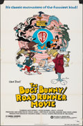 "Movie Posters:Animation, The Bugs Bunny/Road Runner Movie (Warner Bros., 1979). Folded, Fine+. One Sheet (27"" X 41""). Chuck Jones Artwork. Animation...."