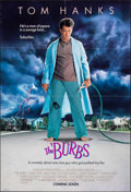 """Movie Posters:Comedy, The 'Burbs & Other Lot (Universal, 1988). Folded, Very Fine-. One Sheets (2) (27"""" X 39.75"""" & 27"""" X 41"""") SS, Advance. Comedy.... (Total: 2 Items)"""