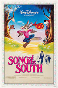 """Movie Posters:Animation, Song of the South (Buena Vista, R-1986). Folded, Fine/Very Fine. One Sheet (27"""" X 41"""") SS. Animation.. ..."""