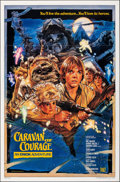 "Movie Posters:Science Fiction, Caravan of Courage: An Ewok Adventure (20th Century Fox, 1984). Folded, Very Fine+. International One Sheet (27"" X 41..."