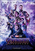 "Movie Posters:Action, Avengers: Endgame (Walt Disney Studios, 2019). Rolled, Near Mint. International One Sheet (27"" X 40"") DS Advance. Act..."