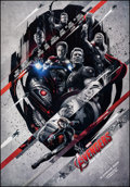 "Movie Posters:Action, The Avengers: Age of Ultron (Walt Disney Studios, 2015). Rolled, Near Mint. International IMAX One Sheet (27"" X 40"") DS Adva..."