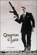 """Movie Posters:James Bond, Quantum of Solace (MGM, 2008). Rolled, Very Fine+. One Sheets (10) Identical (26.75"""" X 39.75"""") SS Advance. James Bond.. ... (Total: 10 Items)"""