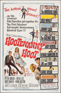 "Movie Posters:Musical, Hootenanny Hoot (MGM, 1963). Folded, Very Fine. One Sheet (27"" X 41""). Musical.. ..."