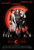 "Movie Posters:Musical, Chicago (Miramax, 2002). Rolled, Very Fine. One Sheets (4) (27"" X 40"") SS, Advance, Four Styles. Musical.. ... (Tot..."