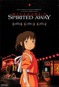 """Movie Posters:Animation, Spirited Away (Buena Vista, 2002). Rolled, Very Fine-. One Sheet (26.75"""" X 39.75"""") DS. Animation.. ..."""