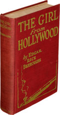 Books:First Editions, Edgar Rice Burroughs. The Girl from Hollywood. New York: The Macaulay Company, [1923]. First edition....