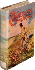 Books:First Editions, Edgar Rice Burroughs. Tarzan and the Ant Men. Chicago: A. C. McClurg & Co., 1924. First edition....