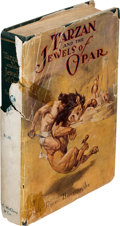 Books:First Editions, Edgar Rice Burroughs. Tarzan and the Jewels of Opar. Chicago: A. C. McClurg & Co., 1918. First edition....