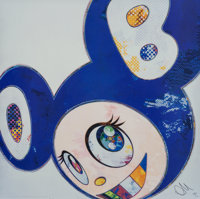 Takashi Murakami (b. 1962) And Then... All Things Good and Bad, All Days Fine and Rough, 2014 Offset