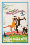"Movie Posters:Comedy, Barefoot in the Park (Paramount, 1967). Folded, Fine+. One Sheet (27"" X 41""). Robert McGinnis Artwork. Comedy.. ..."