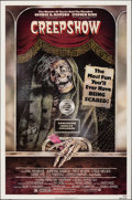 "Movie Posters:Horror, Creepshow (Warner Bros., 1982). Folded, Very Fine. One Sheet (27"" X 41""). Joann Daley Artwork. Horror.. ..."