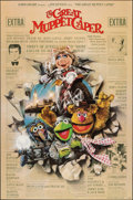 """Movie Posters:Comedy, The Great Muppet Caper & Other Lot (Universal, 1981). Folded, Very Fine+. One Sheets (2) (27"""" X 41"""" & 27.5"""" X 40.5"""") ..."""