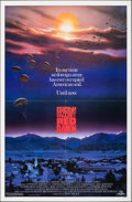 "Movie Posters:Action, Red Dawn (MGM, 1984). Folded, Fine/Very Fine. One Sheet (27"" X 41""). John Alvin Artwork. Action.. ..."