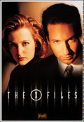 "Movie Posters:Science Fiction, The X-Files, Season 2 (Fox Television, 1997). Rolled, Very Fine+. Printer's Proof Television Poster (28"" X 41"") SS. S..."
