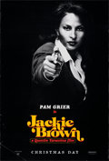 """Movie Posters:Crime, Jackie Brown (Miramax, 1997). Rolled, Very Fine-. One Sheet (27"""" X 40"""") DS Advance, Pam Grier Style. Crime.. ..."""