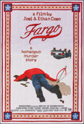 "Movie Posters:Crime, Fargo (Polygram, 1996). Rolled, Very Fine/Near Mint. One Sheet (27"" X 40"") DS. Crime.. ..."