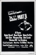 """Movie Posters:Crime, The Godfather Part II (Paramount, 1974). Rolled, Very Fine+. International One Sheet (27"""" X 41""""). Crime.. ..."""