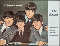 "The Beatles - A Reveille Special (Reveille, c.1960s). Folded, Very Fine. Full Bleed British Poster (20"" X 15"")..."