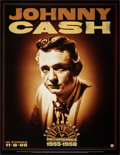 "Movie Posters:Musical, Johnny Cash: The Complete Sun Recordings (Sun Entertainment Corp., 2005). Rolled, Very Fine+. Album Poster (17"" X 22...."