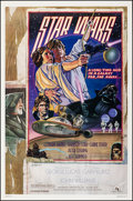 """Movie Posters:Science Fiction, Star Wars (20th Century Fox, 1978). Rolled, Very Fine. Autographed One Sheet (27"""" X 41"""") Style D, Drew Struzan and Ch..."""