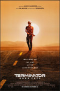 """Movie Posters:Science Fiction, Terminator: Dark Fate (Paramount, 2019). Rolled, Very Fine. British Double Crowns (6) Identical (20"""" X 30"""") Advance, Sarah C... (Total: 6 Items)"""
