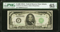 Small Size:Federal Reserve Notes, Fr. 2212-F $1,000 1934A Federal Reserve Note. PMG Gem Uncirculated 65 EPQ.. ...