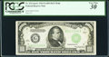 Small Size:Federal Reserve Notes, Fr. 2211-G $1,000 1934 Mule Federal Reserve Note. PCGS Ver...